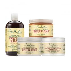 linea sheamoisture jamaican black castor oil