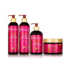 linea mielle pomegranate & honey