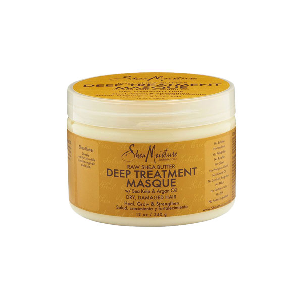 sheamoisture raw shea butter mask