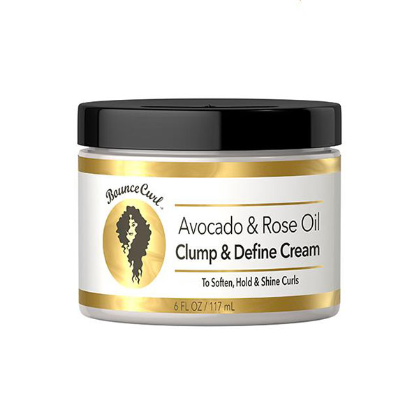 bounce curl avocado & rose define cream